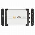 OWON VDS2064 USB Oscilloscope 4x 60 MHz 500MS/s 2