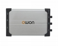 OWON VDS2064 USB Oscilloscope 4x 60 MHz 500MS/s 5