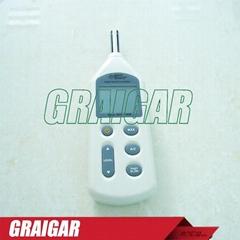 AR824 Digital Instrument Sound Level Meter Decibel Logger Tester Noise Level 30-