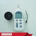 AR824 Digital Instrument Sound Level Meter Decibel Logger Tester Noise Level 30- 9
