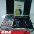 "New OWON HDS1022M-N Handheld 3.8"" Dual Storage Oscilloscope+Multimeter 20MHz 5"