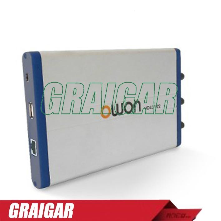 OWON VDS1022 USB PC Oscilloscope 25MHz 100MS/s Scope 2