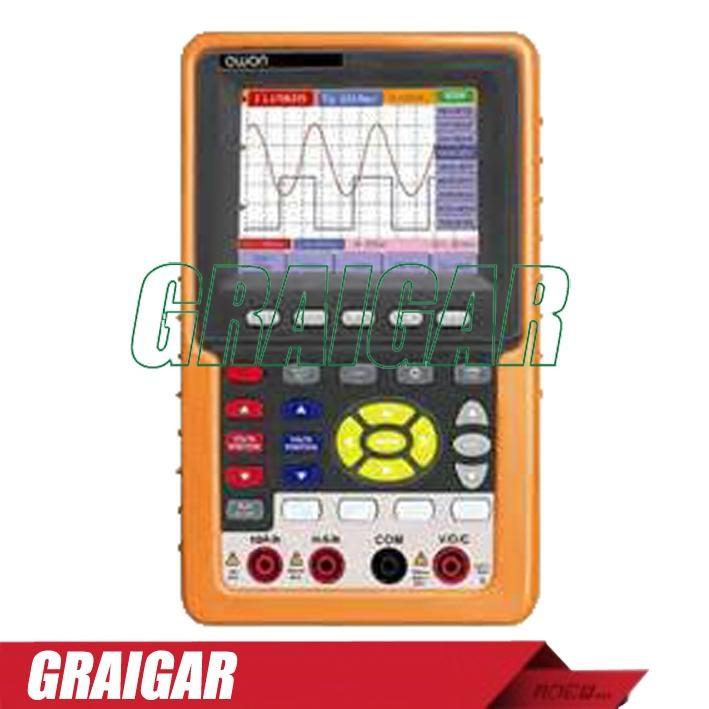 OWON 100MHz 1GS/s 2 channels Digital Handheld Oscilloscope HDS3102M-N 1