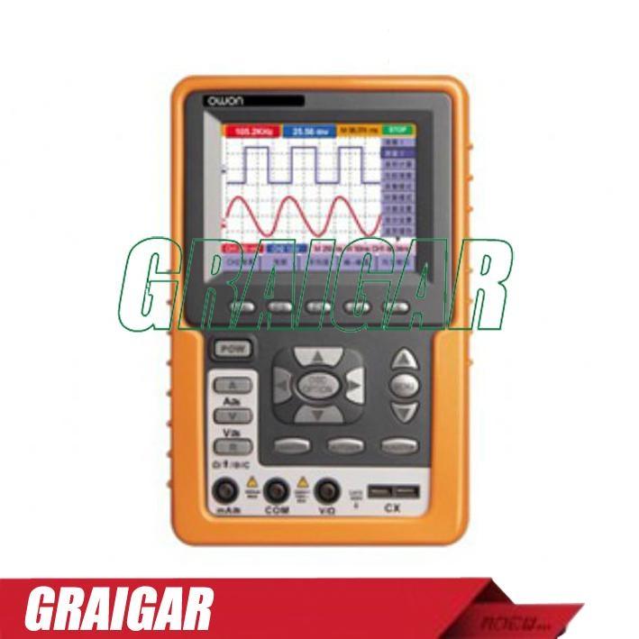 New Owon HDS1021M 1 Channel 20 MHz Scopemeter 100 MSa/s 2