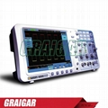 OWON SDS6062 digital oscilloscope 2 + 1