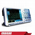 OWON SDS7102 digital oscilloscope 2 + 1