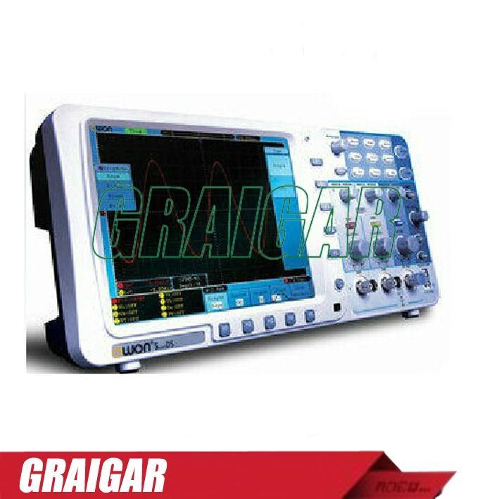OWON SDS8302 digital oscilloscope 2 + 1 300MHz 2.5GS/s  1