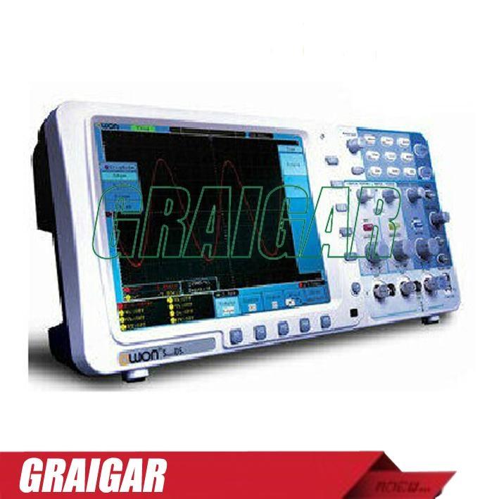 OWON SDS5032E digital oscilloscope  2 + 1 30MHz 250MS/s 10K 1