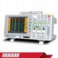 OWON MSO7062TD digital oscilloscope  2+1