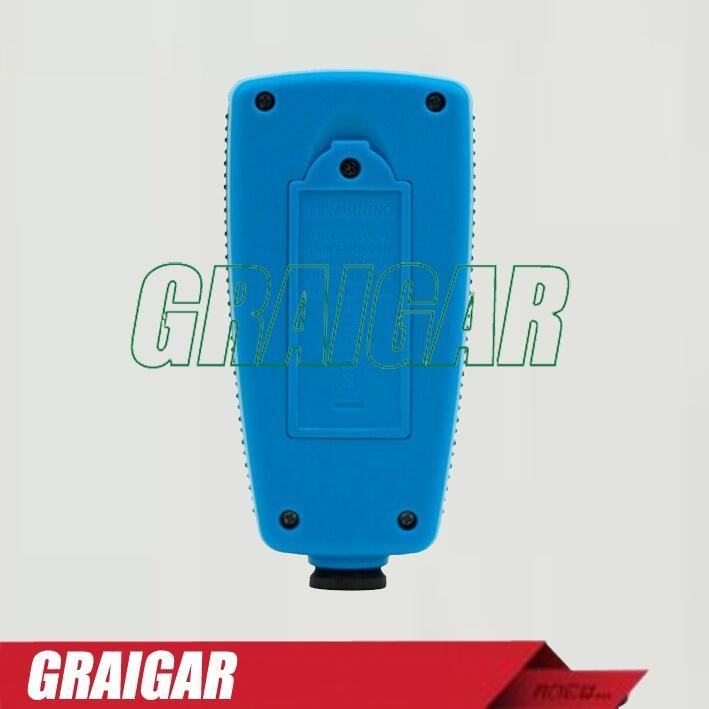 CCT01 Digital Paint Coating Thickness Gauge Meter 2