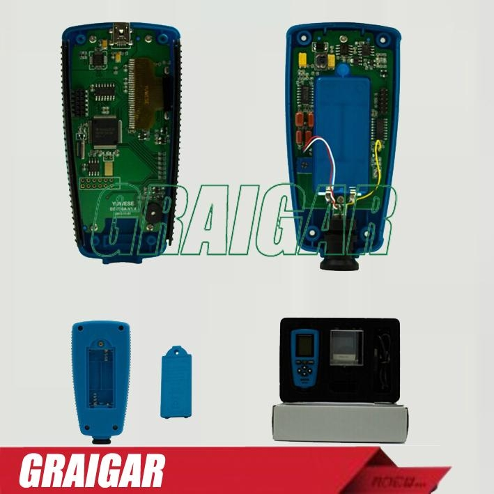 CCT01 Digital Paint Coating Thickness Gauge Meter 3