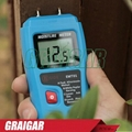 EMT01 Portable Digital Timber Wood Moisture Meter 0~99.9% LCD Display Data Hold 4