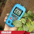 EMT01 Portable Digital Timber Wood Moisture Meter 0~99.9% LCD Display Data Hold 3