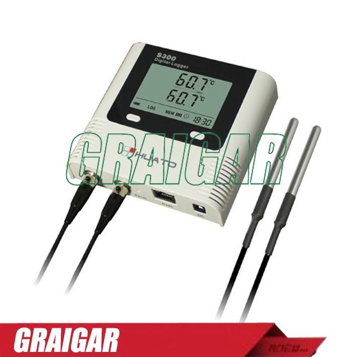 S300-DT Temperature Data Logger 1
