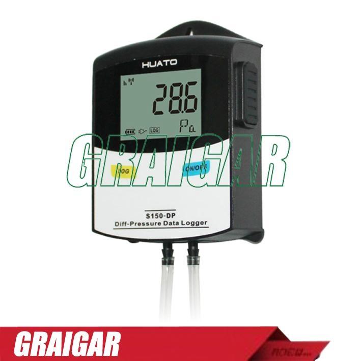 S150-DP differential pressure recorder 1