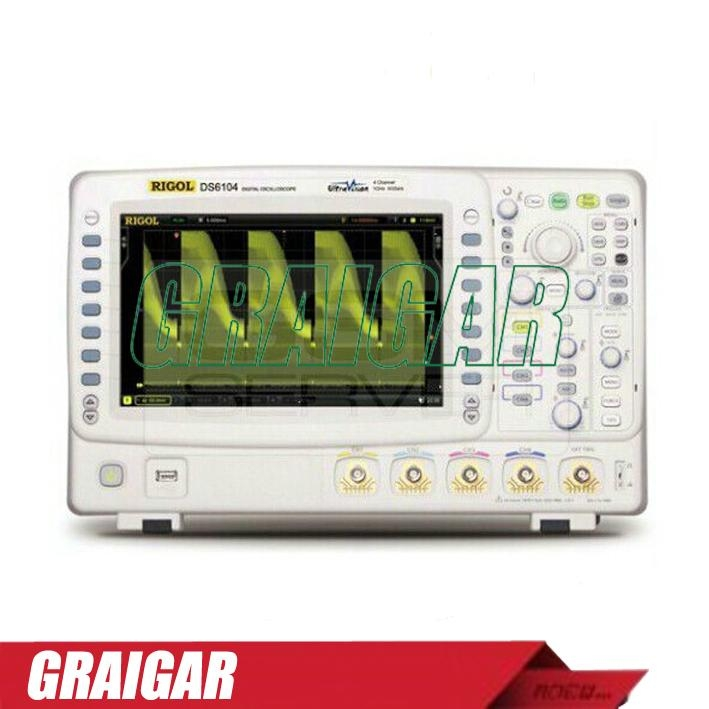 Rigol DS6104 1GHz ,4Channels,Digital Oscilloscope 1