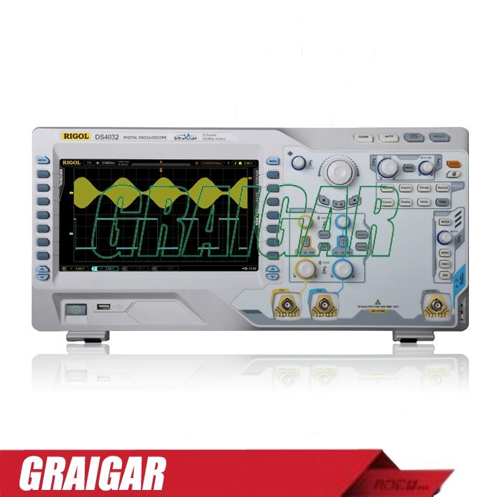 Rigol DS4032 Digital Oscilloscope,350MHz ,2Channels 1