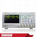 Rigol DS4022 Digital Oscilloscope with 200MHz ,2Channels 1