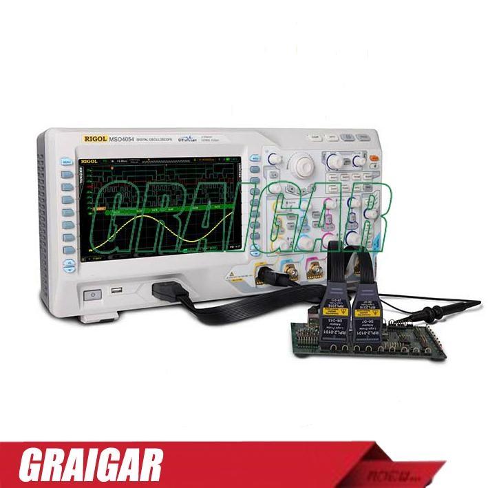 MSO4014 Digital Oscilloscope 100MHz 4,16 digital channels 1