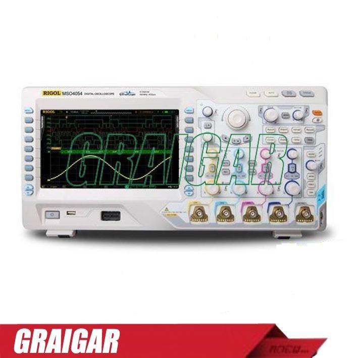 Rigol DS4014 Digital Oscilloscope,100MHz ,4Channels 1