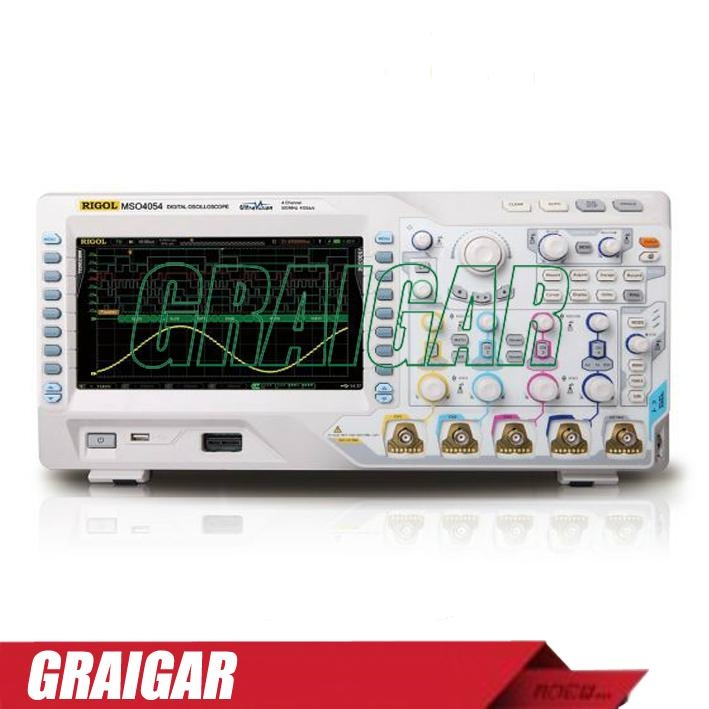 MSO2302A-S digital oscilloscope 300MHz 2 + 16 channels 1