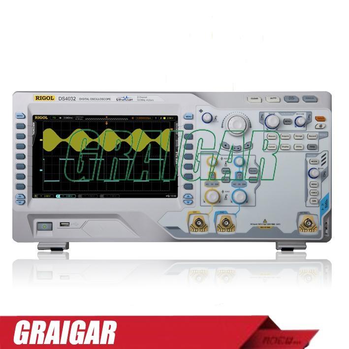 DS2202A Digital Oscilloscope 200MHz 2GSa/s 1