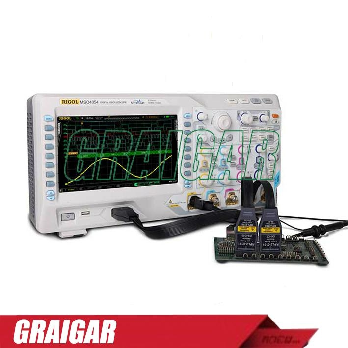 MSO2102A digital oscilloscope 100MHz 2 + 16 channels 1