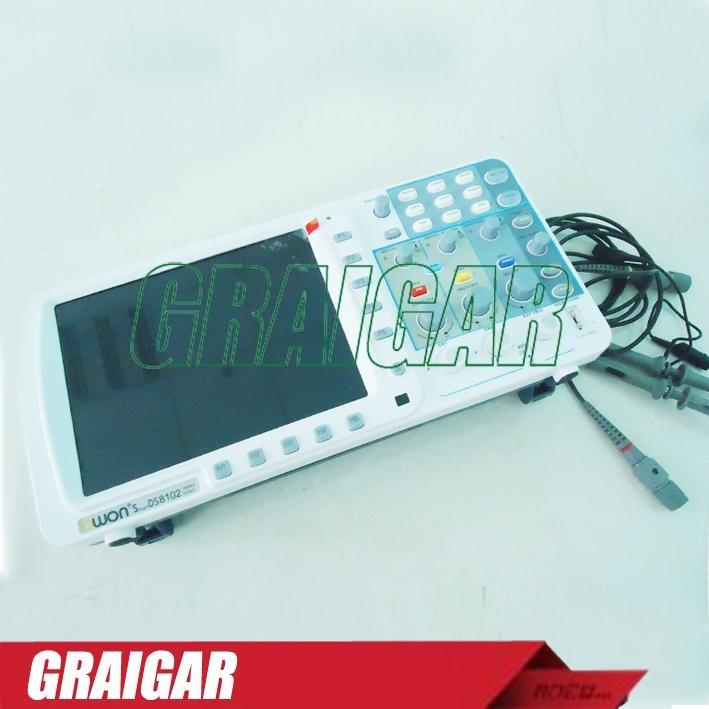 OWON SDS8102 digital oscilloscope 2 + 1 100MHz 2GS/s  1