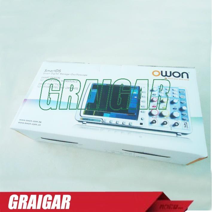 OWON SDS8102 digital oscilloscope 2 + 1 100MHz 2GS/s  3
