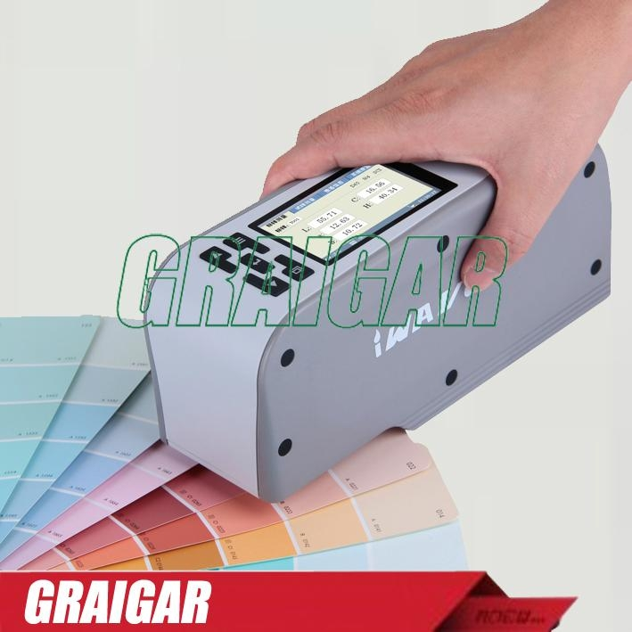 WF28 8mm Precise Color Different Meter Colorimeter 1