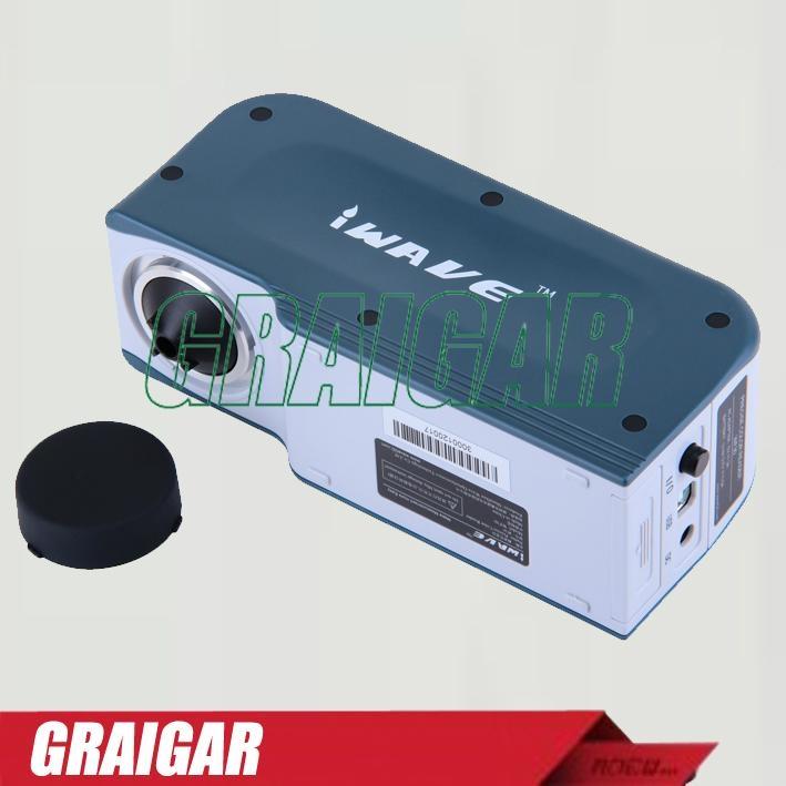 NEW WF30 8mm Colorimeter Color Meter CIELAB CIELCH Display Mode DEL*a*b Formula 6