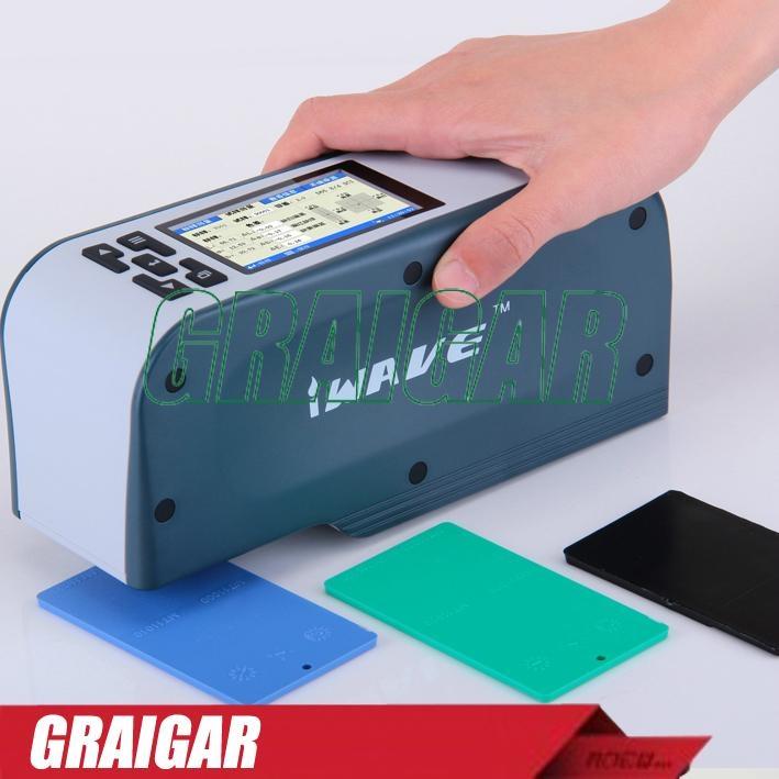 NEW WF30 8mm Colorimeter Color Meter CIELAB CIELCH Display Mode DEL*a*b Formula 1