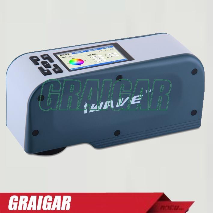 New Portable 4mm Measuring Caliber WF30 Colorimeter Color Meter Color Reader 1