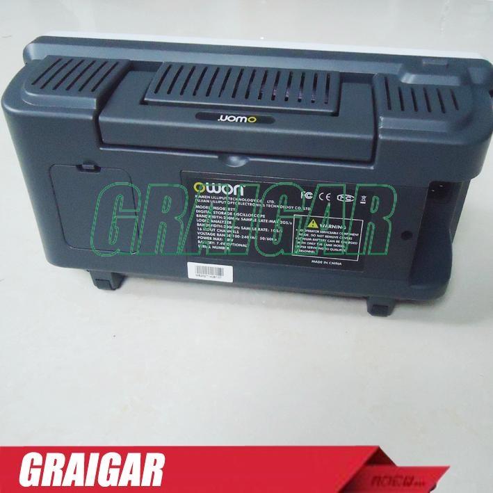 OWON MSO8202T  digital oscilloscope  2+1 | LA - 16 200MHz 2GS/s 5