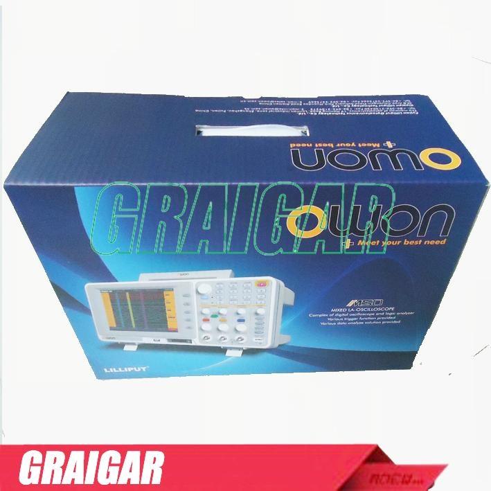 OWON MSO8202T  digital oscilloscope  2+1 | LA - 16 200MHz 2GS/s 8