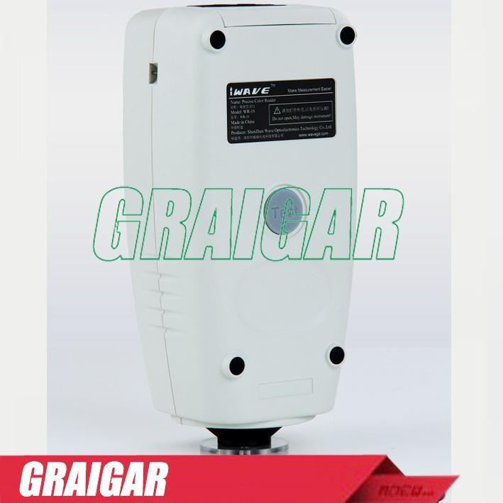 WR18 Digital Color Meter Tester Measurement Interval 0.5 Sec 4