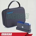 Portable WG60 Gloss Meter Projection Angle 60 degree Measurement Range 0-200Gu 8