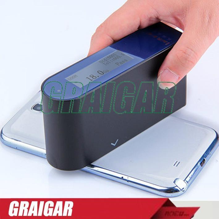 Portable WG60 Gloss Meter Projection Angle 60 degree Measurement Range 0-200Gu 1