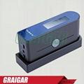 Portable WG60 Gloss Meter Projection Angle 60 degree Measurement Range 0-200Gu 4
