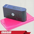 Portable WG60 Gloss Meter Projection Angle 60 degree Measurement Range 0-200Gu 2