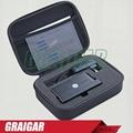 Portable WG60 Gloss Meter Projection Angle 60 degree Measurement Range 0-200Gu 7