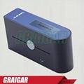 Portable WG60 Gloss Meter Projection Angle 60 degree Measurement Range 0-200Gu 5