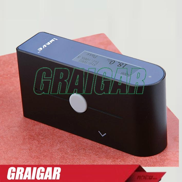 Newly Professional WG268 Gloss Meter Measure Range 0-2000Gu 3