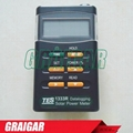 Datalogging Digital Solar Power Meter Tester TES-1333R (RS-232 Interface)