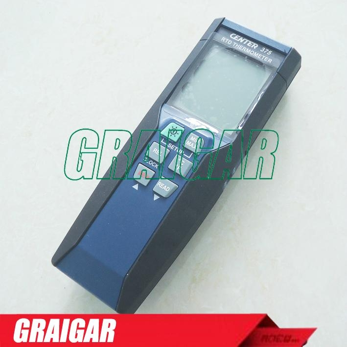 CENTER-375 high precision thermal resistance thermometer  2