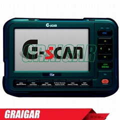 korea g-scan diagnostic scantool gscan 2 System and DTC Auto Search coverage