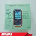 Handheld GPS Receiver Magellan eXplorist 310