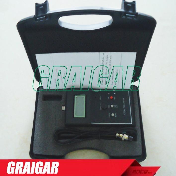 HT20 Tesla/ gauss /Digital Magnetic Flux meter DC 2000mT 4