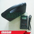 HT20 Tesla/ gauss /Digital Magnetic Flux meter DC 2000mT 6