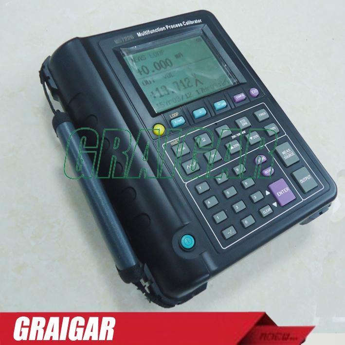 Multifunction RTD&Thermocouple Process Calibrator MS7226 2